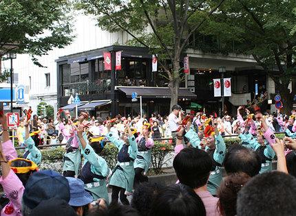 原宿表参道スーパーよさこい2005