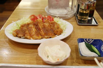 大沢食堂のスタミナ単品