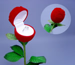 薔薇のフラワーケース