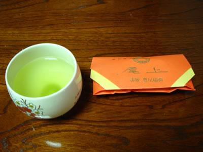 お茶菓子セット